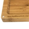 RQS Magnetic Bamboo Rolling Tray