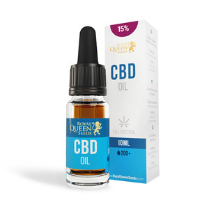 CBD-olie 15%