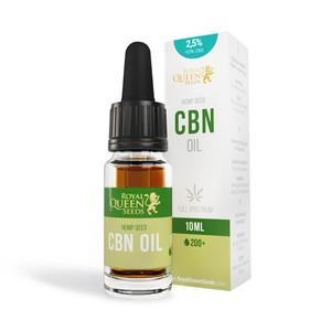 2,5% CBN & 2,5% CBD-olie