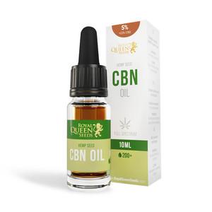 5% CBN & 2,5% CBD-olie